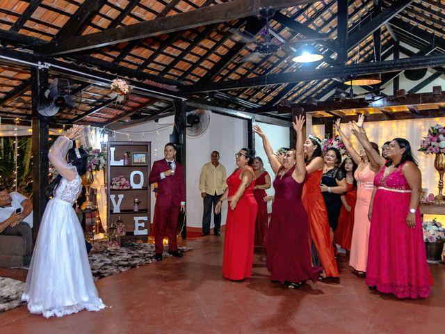 O casamento de Débora e Ederaldo em Belém, Pará 333