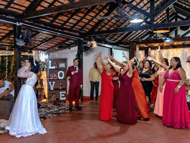 O casamento de Débora e Ederaldo em Belém, Pará 334