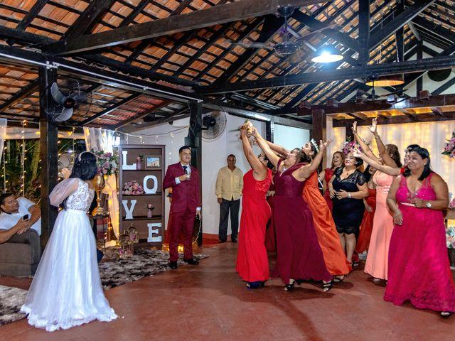 O casamento de Débora e Ederaldo em Belém, Pará 335