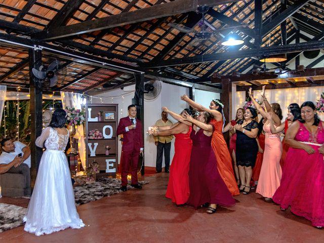O casamento de Débora e Ederaldo em Belém, Pará 336