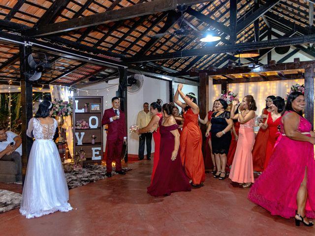 O casamento de Débora e Ederaldo em Belém, Pará 337