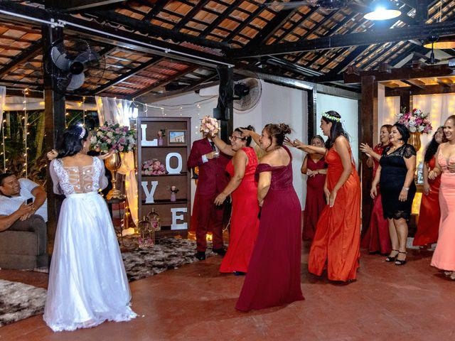 O casamento de Débora e Ederaldo em Belém, Pará 338