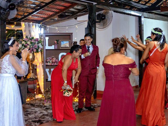 O casamento de Débora e Ederaldo em Belém, Pará 340