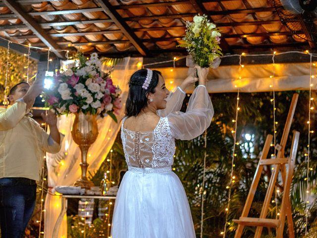 O casamento de Débora e Ederaldo em Belém, Pará 343