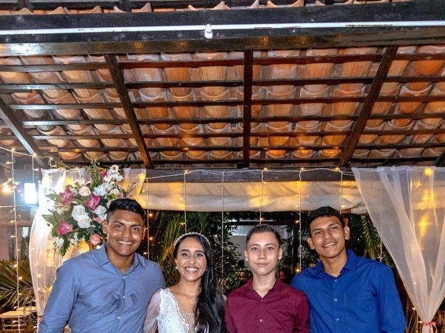 O casamento de Débora e Ederaldo em Belém, Pará 349