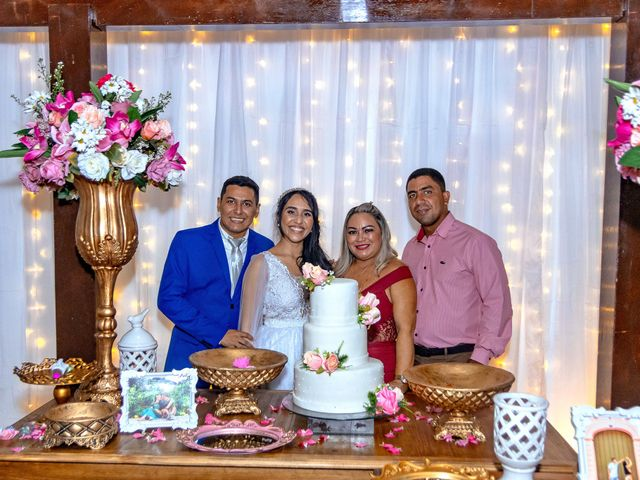 O casamento de Débora e Ederaldo em Belém, Pará 354