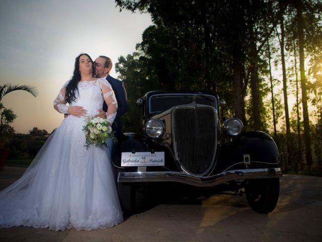 O casamento de Gabriela e Patrick