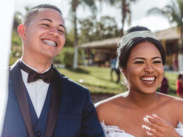 O casamento de Kédyma e Fernando