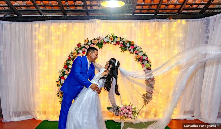 O casamento de Débora e Ederaldo em Belém, Pará