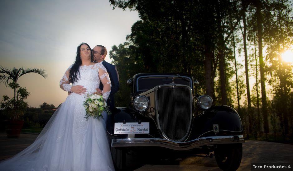 O casamento de Patrick e Gabriela em Jundiaí, São Paulo