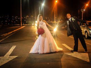 O casamento de Regina e Fernando