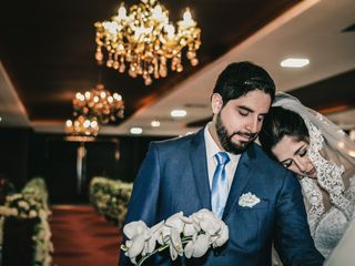 O casamento de Sandra e Bruno