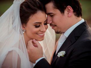 O casamento de Heloisa e Victor