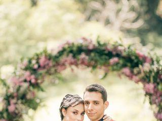 O casamento de Bruna e Oswaldo