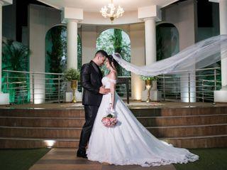 O casamento de Amanda e Thiago