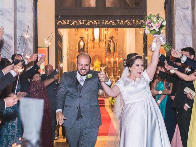 O casamento de Angélica e Juliano