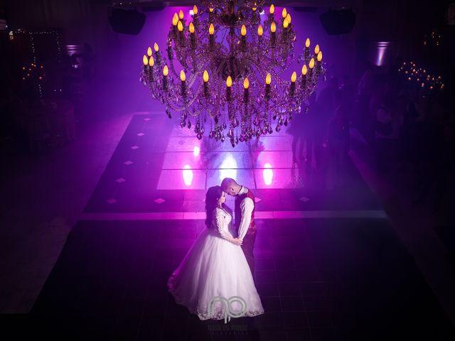 O casamento de Ketlyn e Gabriel