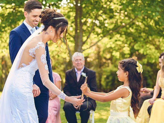 O casamento de Crislainy e Wellington