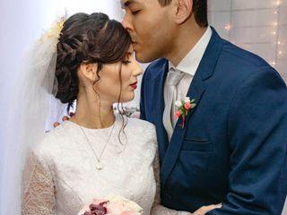 O casamento de Renata e Yan 1