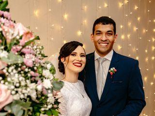 O casamento de Renata e Yan