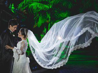 O casamento de Zaiane e Fabricio