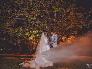 O casamento de Andresa  e Rodrigo
