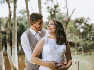 O casamento de Ana Carla e Bruno