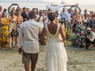 O casamento de Sabrina e André 2