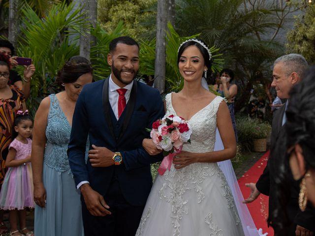 O casamento de Wagner e Gabrielle em São Gonçalo, Rio de Janeiro 19