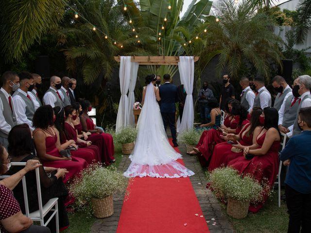 O casamento de Wagner e Gabrielle em São Gonçalo, Rio de Janeiro 20