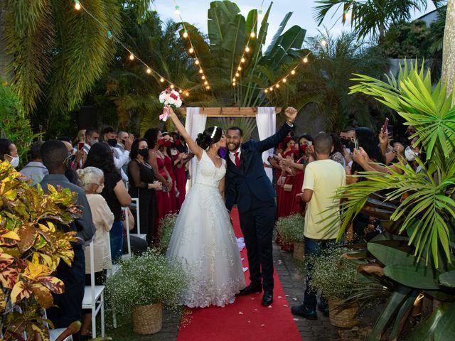 O casamento de Wagner e Gabrielle em São Gonçalo, Rio de Janeiro 26