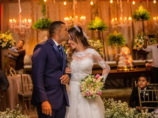 O casamento de Emerson  e Thaís