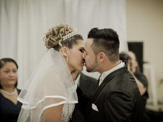 O casamento de Priscila e Denys 2