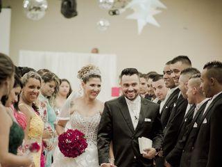 O casamento de Priscila e Denys 3