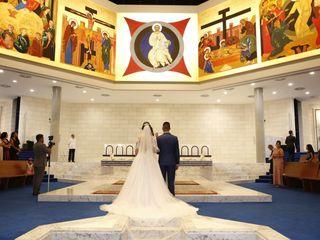 O casamento de Maria Luísa e João Miguel
