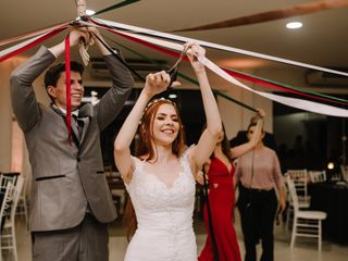 O casamento de Gabriela e Richard