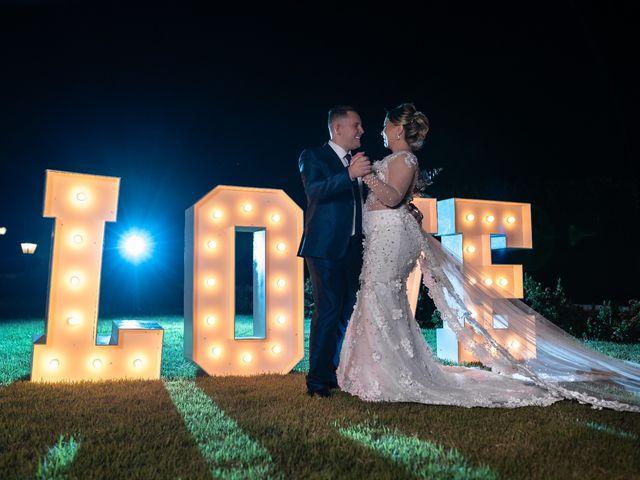 O casamento de Karina e Alex