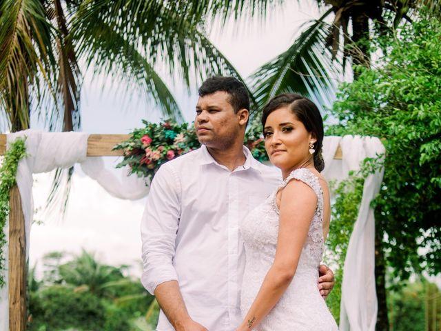 O casamento de Danilo e Jéssica