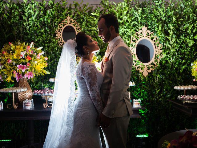 O casamento de Bruna e Patrick