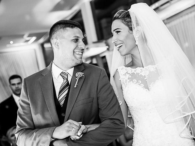 O casamento de Jéssica e Matheus