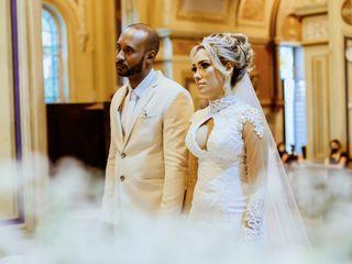O casamento de DRIELLY e WENDEL