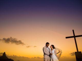 O casamento de Ruth e Raffael