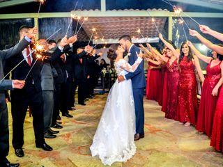 O casamento de Luana  e Bruno 1