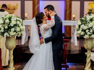 O casamento de Luana  e Bruno