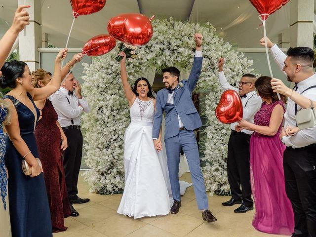 O casamento de Victória e Eduardo