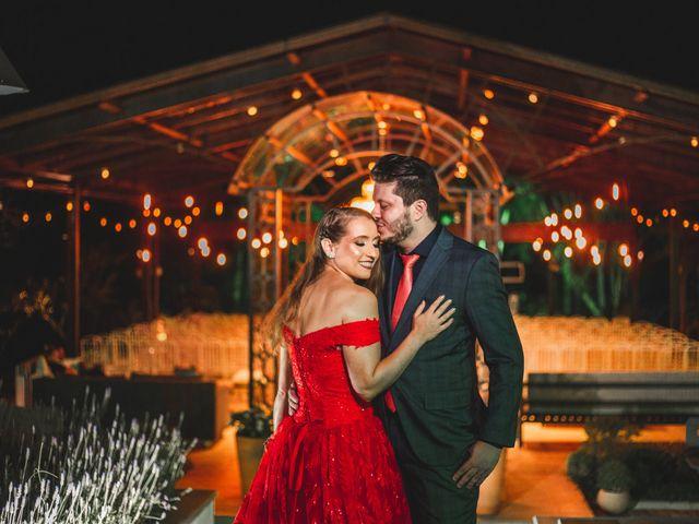 O casamento de Virgínia e Tiago