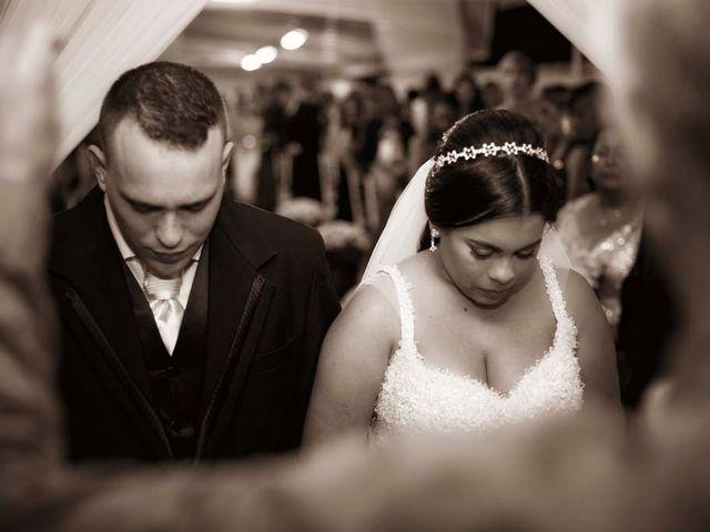 O casamento de Chiara e Raphael