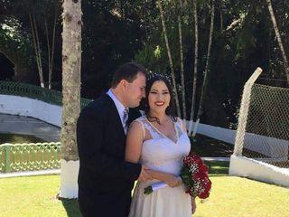 O casamento de Karen e Felipe 1