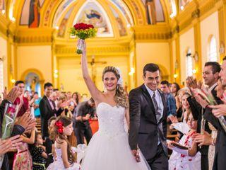 O casamento de Patriciely e Alan