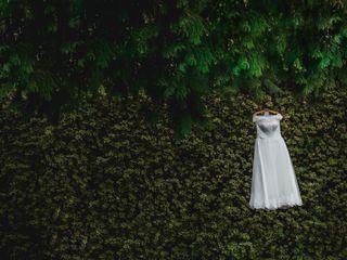 O casamento de Paloma e Alison 1